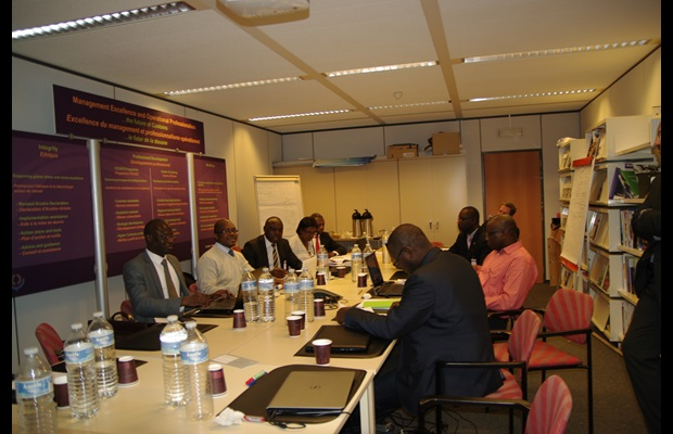 The WCO – WACAM Project intensifies its efforts to create a regional pool of Human Resource Management (HRM) experts