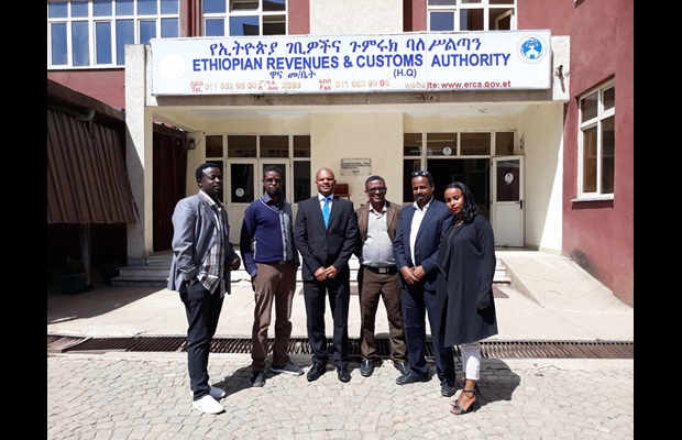 the ethiopian revenue and customs authority Tax and customs authority for the ethiopian government currently undergoing a  transformation to meet ambitious national tax revenue targets.