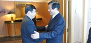 Meeting with Minister of China Customs