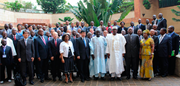 The First Regional Conference of Donors in the West and Central Africa Region