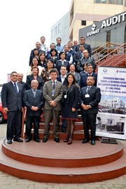 Peru hosts a national workshop on the modernization of its Customs Laboratory