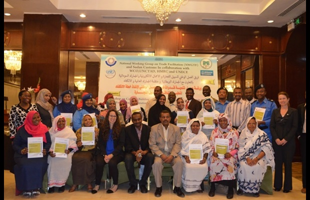 WCO successfully delivers support to Sudan's National Committee on Trade Facilitation (NCTF)