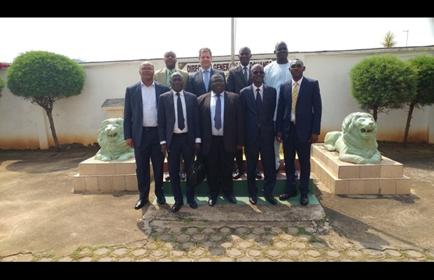 The West and Central Africa (WCA) region hands over to a new Vice-Chair