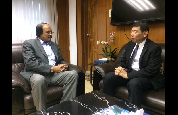 Chairman of the NBR Md. Nojibur Rahman stressed that Bangladesh Customs should strengthen its security dimension
