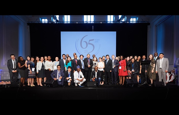An alumni reunion of the WCO-Japan Career Development Programme was organized at the occasion of the 65th Anniversary of the WCO