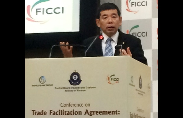 In his keynote speech, Secretary General Mikuriya talked about WCO undertakings in support of the WTO TFA