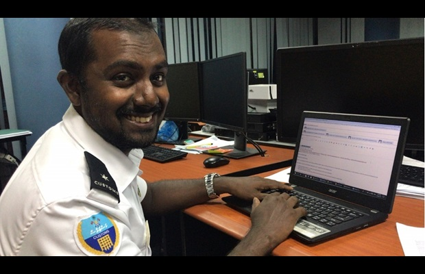Satisfaction des services de la douane des Maldives face au GTAS !