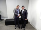 During his visit, Dr. Mikutiya also met with Mr. Jose Gusmao, Minister of Agriculture