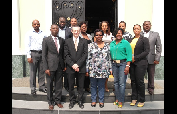 Angola is ready to introduce a programme for binding pre-entry classification information