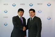 President elect of Paraguay visited the WCO