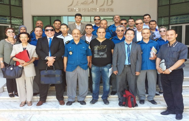 Building risk management capacities of Tunisian Customs