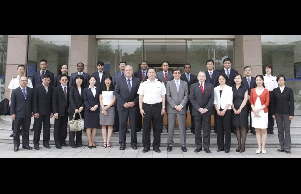 Pioneering WCO Revenue Package workshop takes place in Shanghai, China