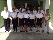 WCO Capacity Building support provided to Timor-Leste