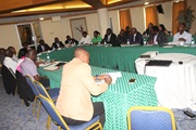 Under the auspices of the WCO-EAC CREATe project on 09th and 10th of June 2016, customs representatives from EAC Member-Administrations met with regional Authorized Economic Operators from Burundi, Kenya, Rwanda, Tanzania and Uganda to identify ways to intensify cooperation and to discuss main challenges in the roll-out of the regional AEO programme.