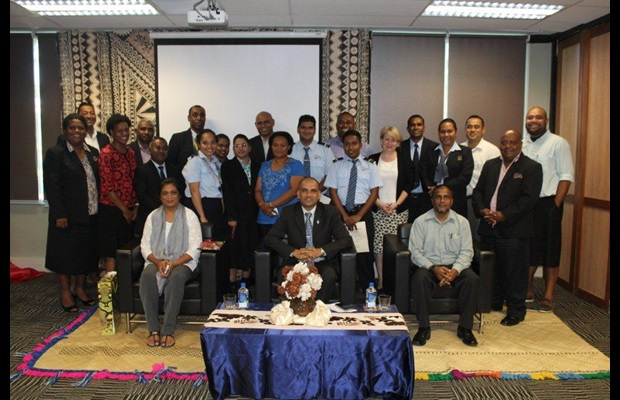 The nCEN application to support enforcement efforts in Oceania