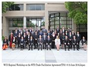 WCO supports A/P regions towards prompt implementation of the WTO Trade Facilitation Agreement
