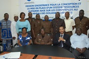 The Benin General Directorate of Customs and Excise took first steps towards the modernization its Human Resource Management (HRM) system