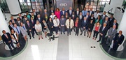 Group photo of the 39th Conference of the Caribbean Customs Law Enforcement Council in Miami from 23 to 25 May 2017