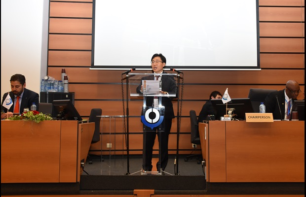 Mr. Taeil Kang of Korea was elected Director of the WCO Capacity Building Directorate