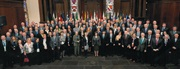 Group photo of delegates attending the European Union High-Level Seminar on Strengthening the Security of the Supply Chain, held in Dublin, Ireland