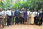 EAC AEO pilot project - Workshop in Kampala