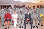 The WCO organizes a Leadership and Management Development Workshop for Senegalese Customs Administration