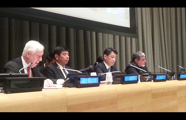 Secretary General addresses UN Resolution 1540 Committee