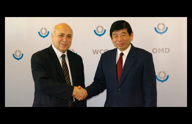 The Statement of Intent was signed by Dr. Haik Nikogosian, the Head of the Secretariat of the WHO FCTC, and Dr. Kunio Mikuriya, the WCO Secretary General, at WCO Headquarters on 20 March 2014