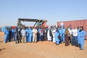 Sudan Customs, partners and stakeholders approach National Time Release Study in Sudan
