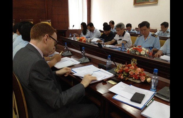 Viet Nam: Consultative Committee meeting held in Ba Ria, Vung Tau