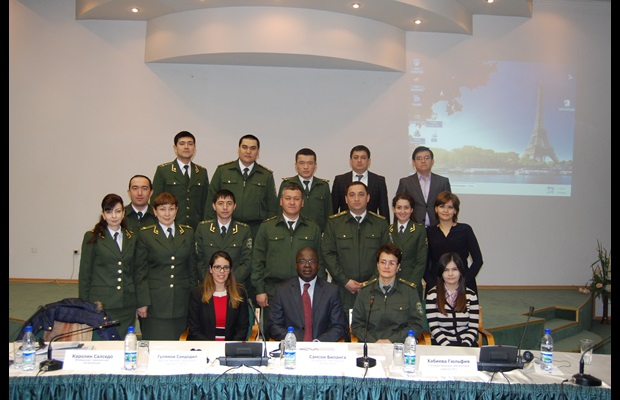 National Workshop on the Revised Kyoto Convention in Uzbekistan (Tashkent, 24 to 27 February 2015)