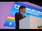 WCO Secretary General, Dr. Kunio Mikuriya, during his welcome address, highlighted that this AEO Conference was the first of its kind in the African continent and welcomed the commitment of the EAC towards enhancing trade facilitation in the region