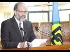 At the signing ceremony, Ambassador LaRoque called on the five non-WCO CARICOM Members to join the WCO as their membership would bring concrete benefits