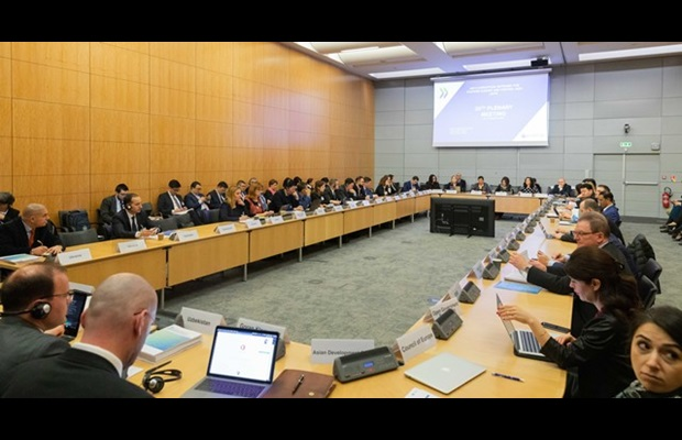 The WCO also participated in the Plenary Meeting of the OECD's Anti-Corruption Network (ACN) for Eastern Europe and Central Asia held from 20 to 22 March 2019