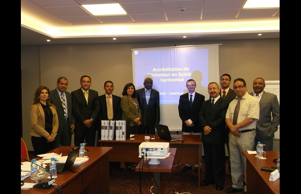 Accreditation workshop for Arabic-speaking Expert Trainers in the Harmonized System