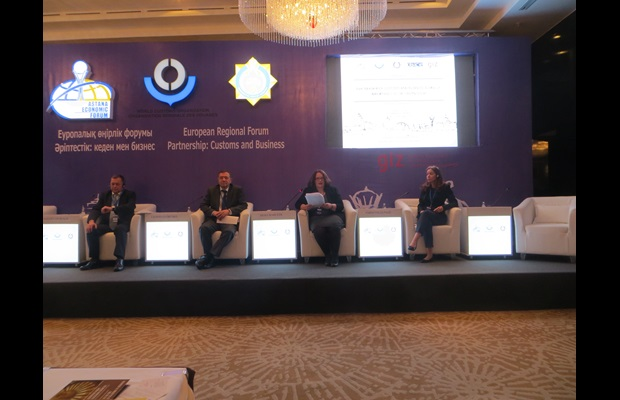 WCO participation in European Regional Forum on Customs-Business Partnership