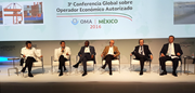 3rd WCO AEO Conference opens in Mexico