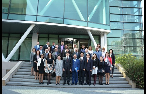 Azerbaijan hosts Regional Workshop on the HS 2017 for the WCO Europe Region