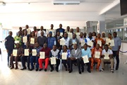 Training seminar on Customs valuation control for Customs valuation experts and trainers from the Office Togolais des Recettes