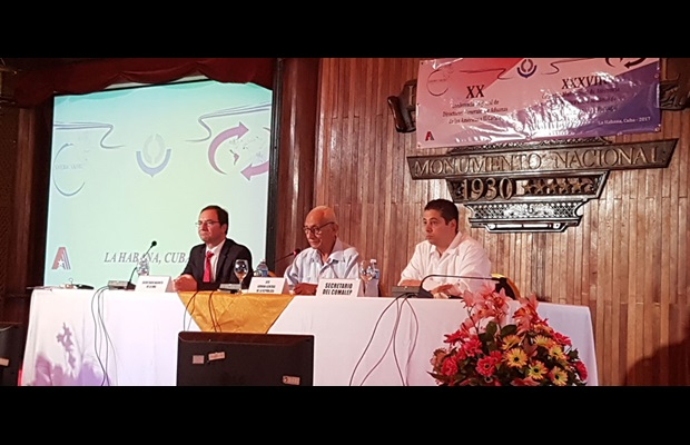 At the invitation of Mr. Pedro Miguel Pérez Betancourt, Director General of Cuban Customs, and Mr. Ricardo Treviño, Director General of Mexican Customs and Permanent Secretary of COMALEP, WCO Deputy Secretary General Sergio Mujica attended the XXXVIIIth Meeting of COMALEP