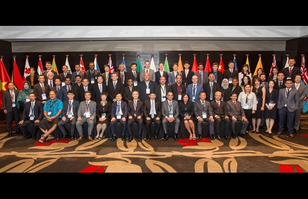 WCO Secretary General Kunio Mikuriya attended the 19th Asia/Pacific Regional Heads of Customs Administrations Conference held in Nadi, Fiji from 15 to 17 May 2018