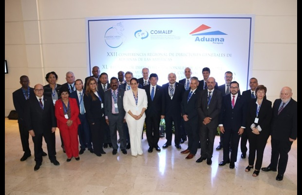 The Conference brought together the Customs Heads of the Americas/Caribbean Region to discuss a broad range of topics and regional priorities