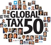 Global Tax 50 the International Tax Review's Annual Edition