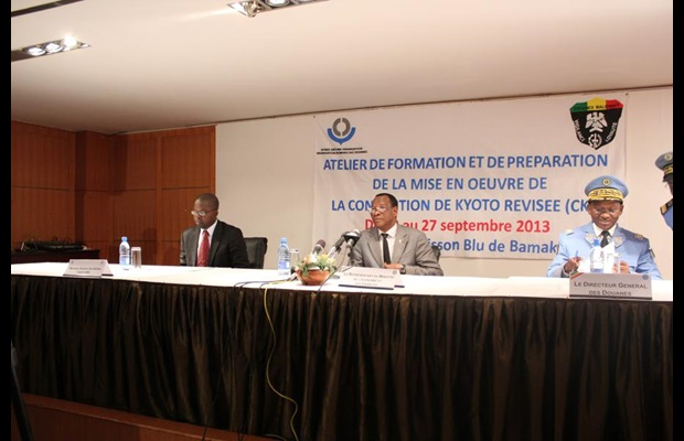 National Workshop on the Revised Kyoto Convention in MALI