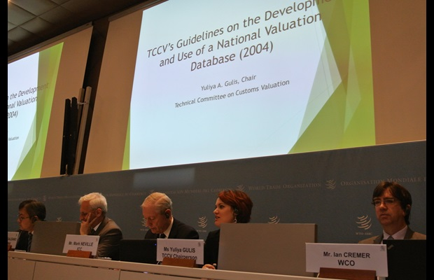 WTO Informal Workshop on the use of valuation databases