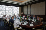 2nd meeting of the working group dealing with the drafting and the review of the regional strategy for MENA