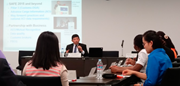 WCO Member Scholars at GRIPS and Aoyama benefit from leading-edge lecture of Secretary General