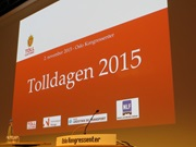 The Future of Customs at the Norwegian Customs Day 2015