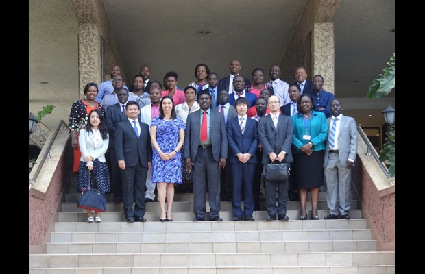 WCO supported Customs Administrations in East Africa for sustainable enhancement of classification capacity