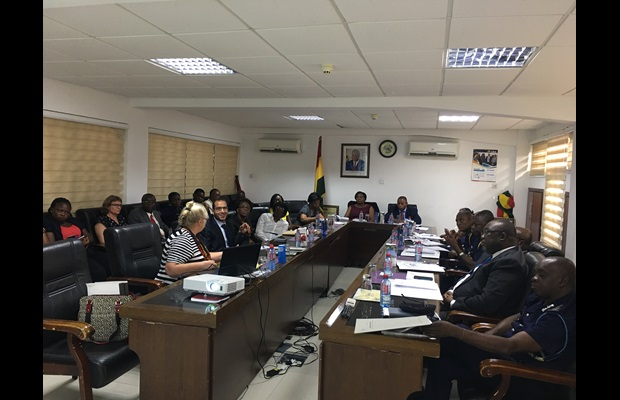 Ghana Revenue Authority develops a roadmap to modernize HR with the WCO's support!